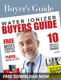 How to buy Water Ionizer: Buyers Guide